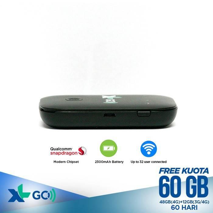 MIFI XL GO 4G LTE MOVIMAX MV003 UNLOCKED FREE XL IZI 240GB 12BLN AKTIF   Shopee