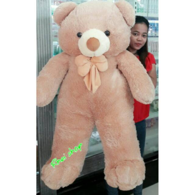 Boneka Teddy Bear Super Jumbo 1.2 meter  cd3b8a62d1