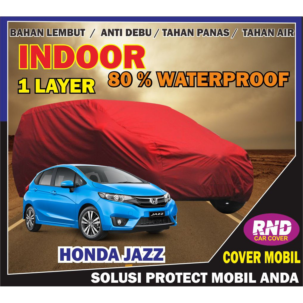 Selimut Mobil Honda Jazz Shopee Indonesia Cover New