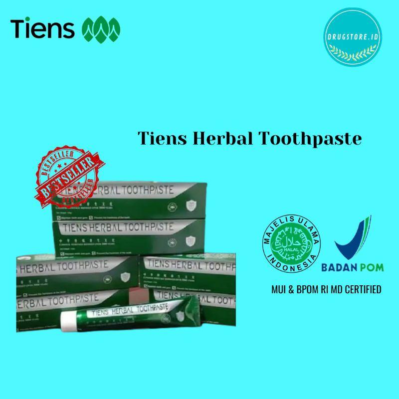 Tiens Herbal Toothpaste Orecare