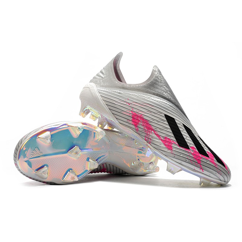 Adidas Tanpa Tali Sepatu X 19 Fg Pria Dan Wanita Sepatu Sepak