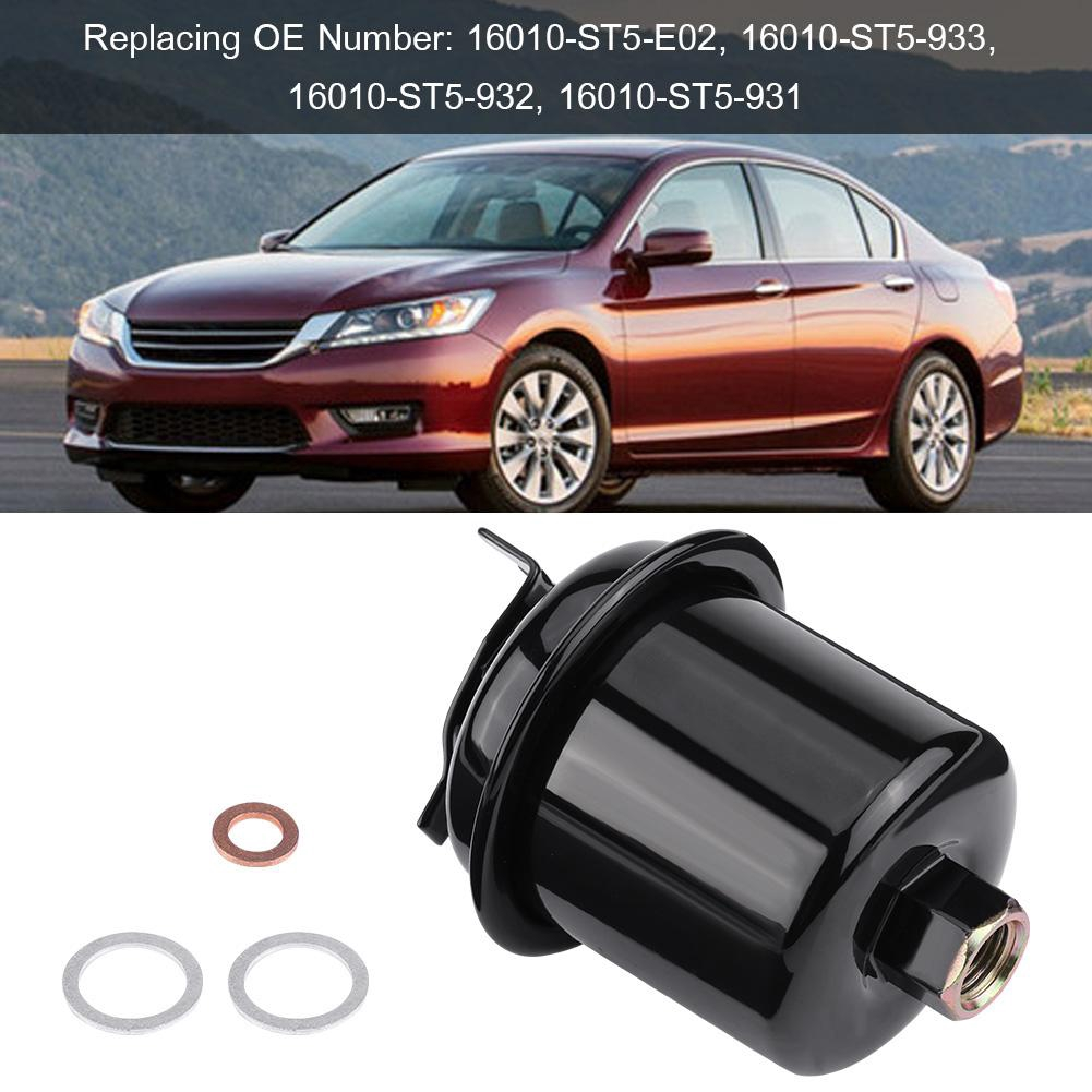 16010-ST5-E02 Fuel Filter For Honda Civic Accord Acura Integra 16010-ST5-931