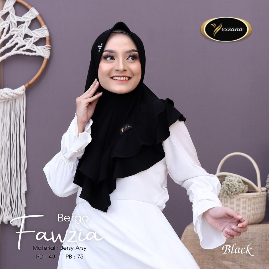 FAWZIA Yessana Hijab Ori Murah