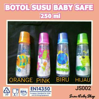 ... Baby Safe JS002 Botol Susu / Feeding Bottle 250 ml. habis
