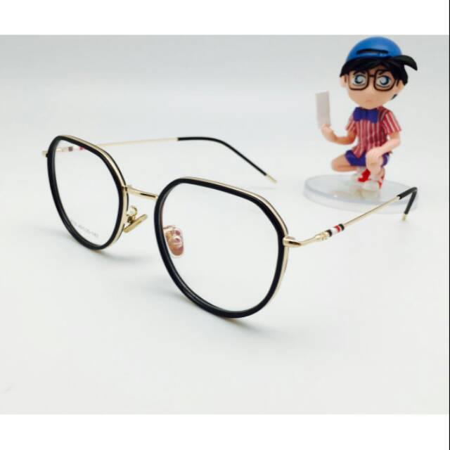 Paket frame kacamata dan lensa minus velocity hexagon 9016 include lensa  minus  877ec7ce3f