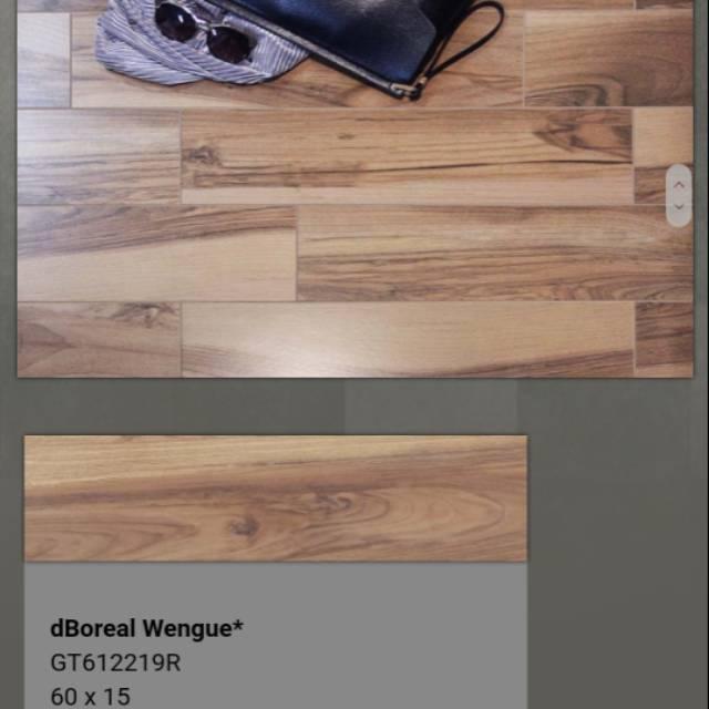 Granit 60x15 Grade A Motif Serat Kayu - 3 Motif - Free Ongkir