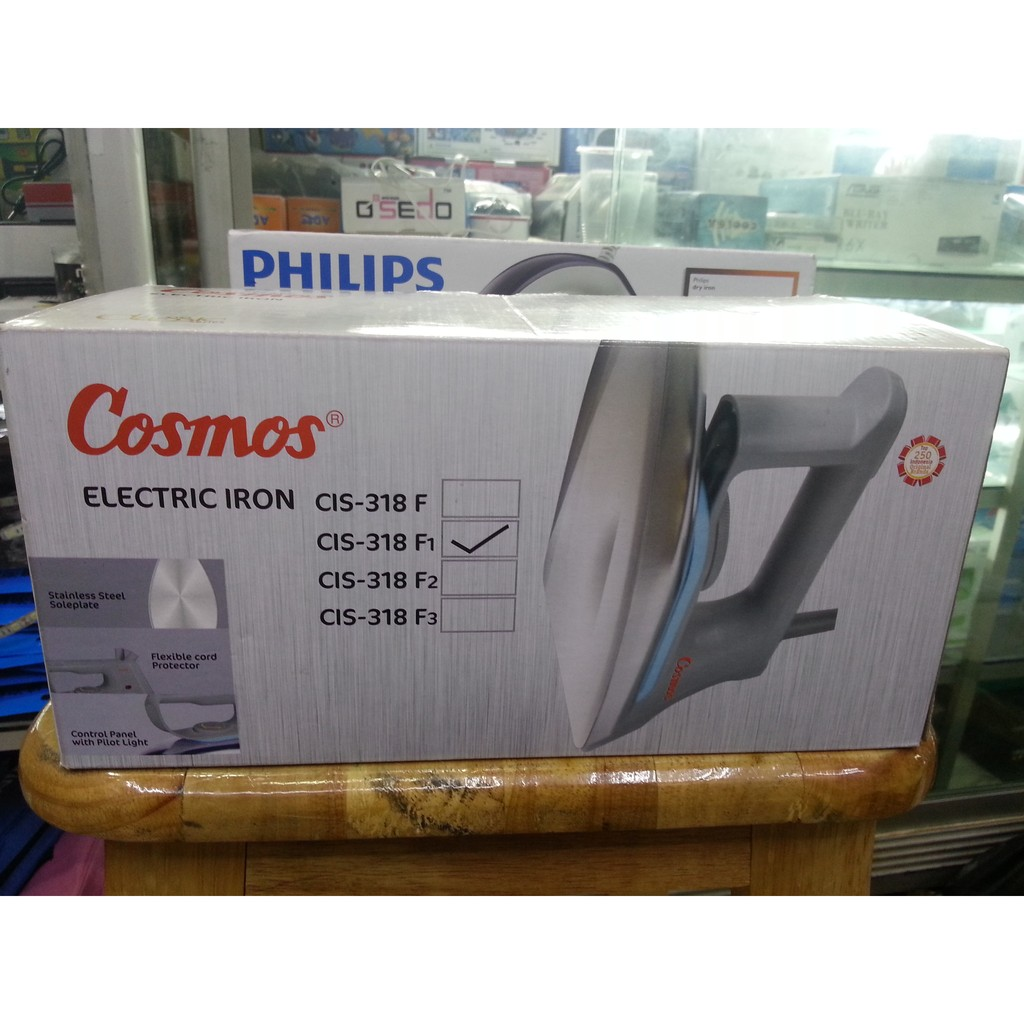 Cosmos Kipas Angin Berdiri Stand Fan 2 In 1 16 Inch Sbi Shopee Indonesia
