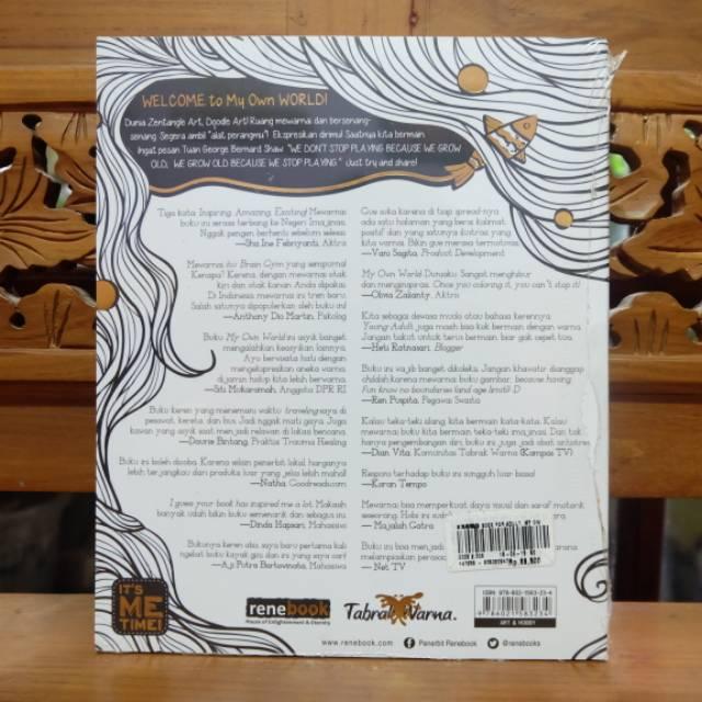 Perbandingan Harga Buku Mewarnai Dewasa Coloring Book Coloringbook