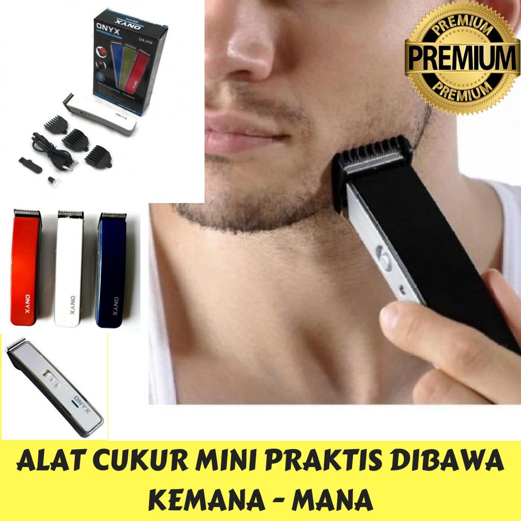 Alat cukur rambut portable Baterai Charge Hair Clipper Nova untuk anak bayi  dan dewasa  2e1049115c
