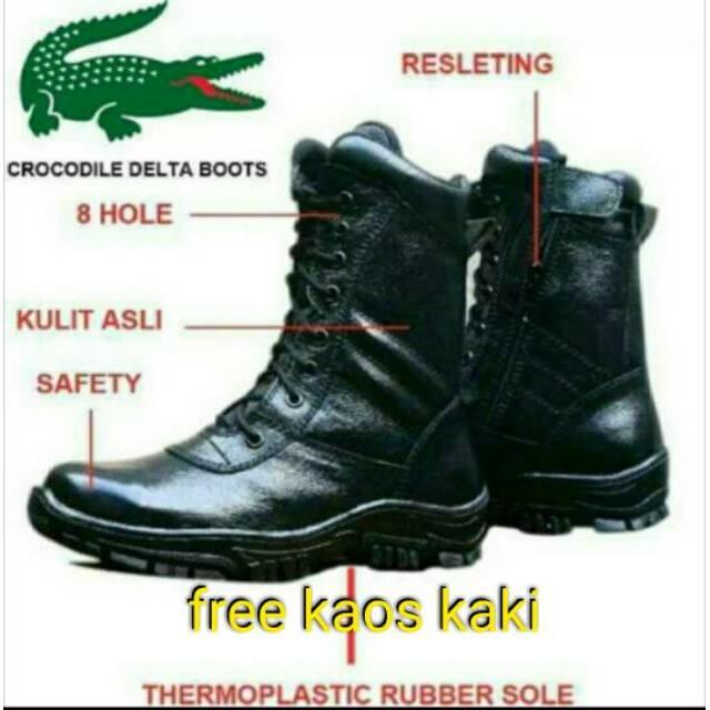 Sepatu Boots Pria Kulit Asli Sauqi Brodo Sperry Yg Akan Membuat Anda Tampil  Beda Dan Pusat Perhatian  45c9f81adf