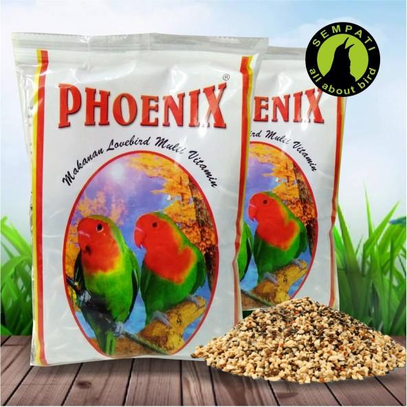 Lovebird Multivitamin Phoenix Pakan Burung Lovebird Shopee Indonesia