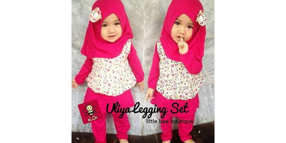 Toko Online Pusat Baju Muslim Anak Perempuan Terbaru I Busana Gamis Muslim  Anak  772e2f014d