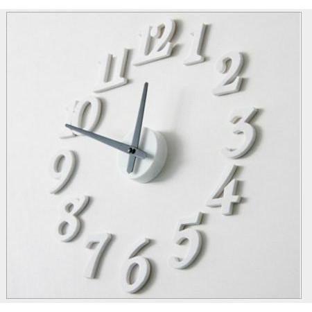 Bayar Di Tempat DIY Jam Dinding Digital dengan Bahan Akrilik dan Gambar  Motif Bergaya Fashionable  94790b75e0