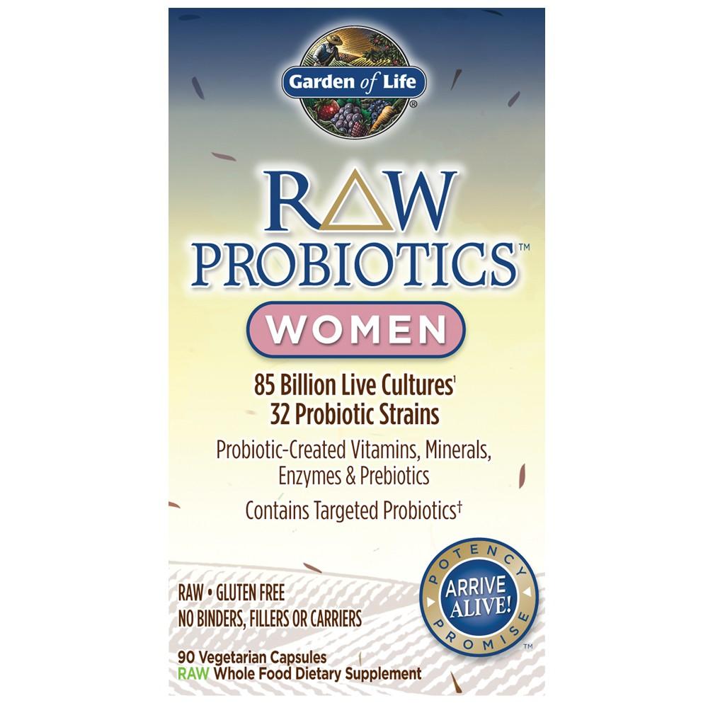 Probiotics Women 90 Caps Probiotic Women 85 Billion Garden Of Life Shopee Indonesia
