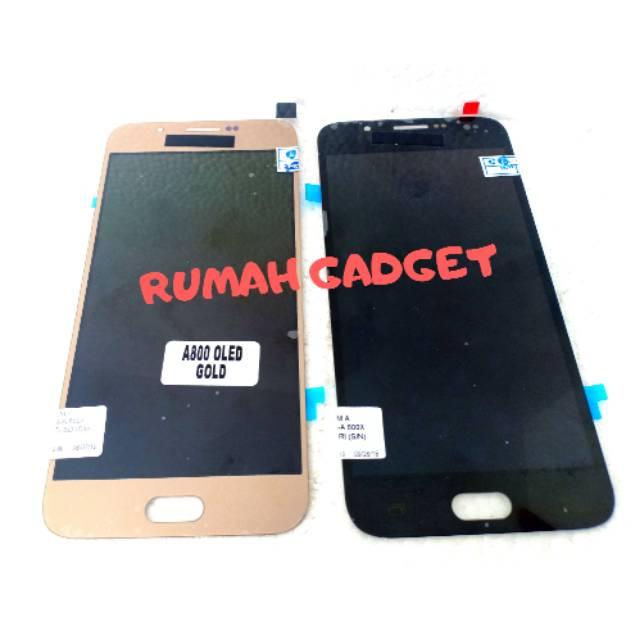 LCD SAMSUNG A800/A800X A8 2015 FULLSET TOUCHSCREEN OLED