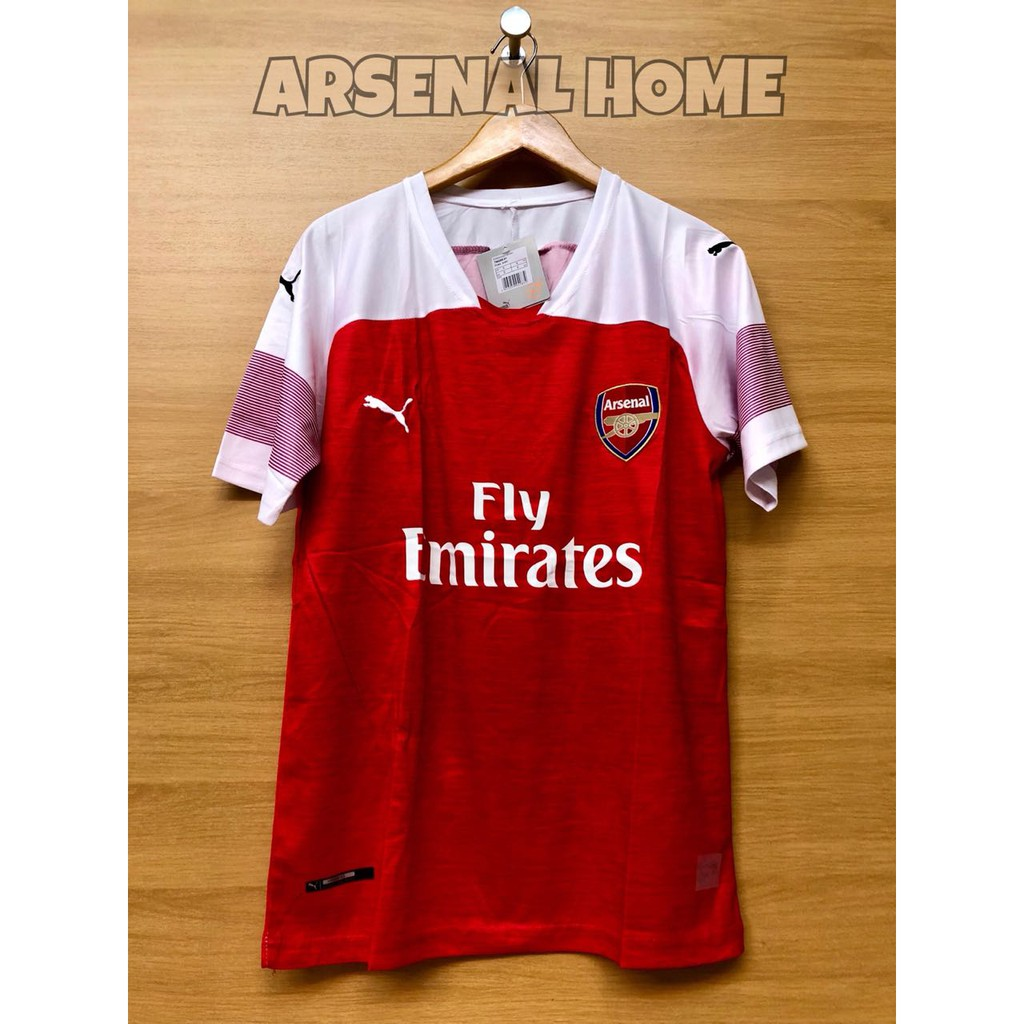 new style 4afe0 ae2b0 JERSEY ARSENAL HOME GRADE ORI 2018/2019