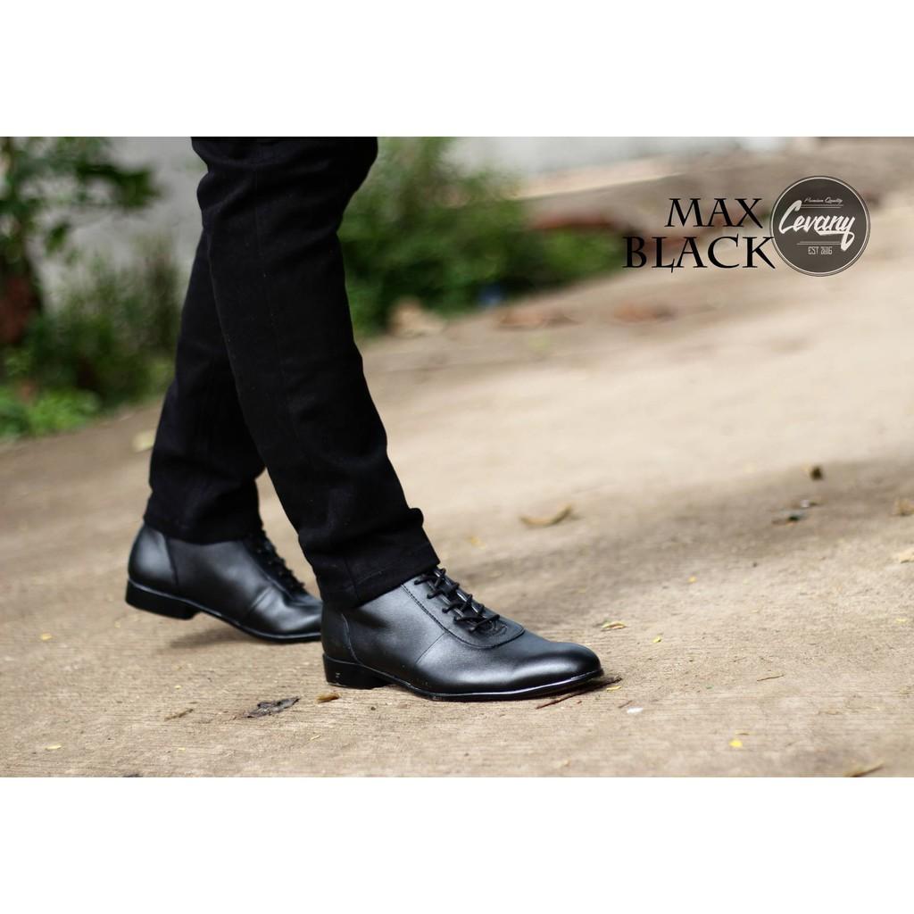 Sepatu Pantofel Pria Bagus Cevany Original Sepatu Formal Pria