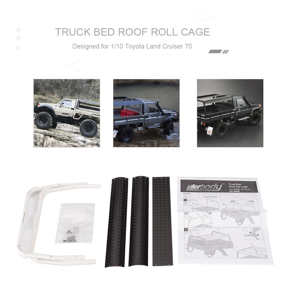 Toyota Land Cruiser 70 >> Cage Tempat Tidur Truk Untuk 1 10 Toyota Land Cruiser 70 Kb 48667