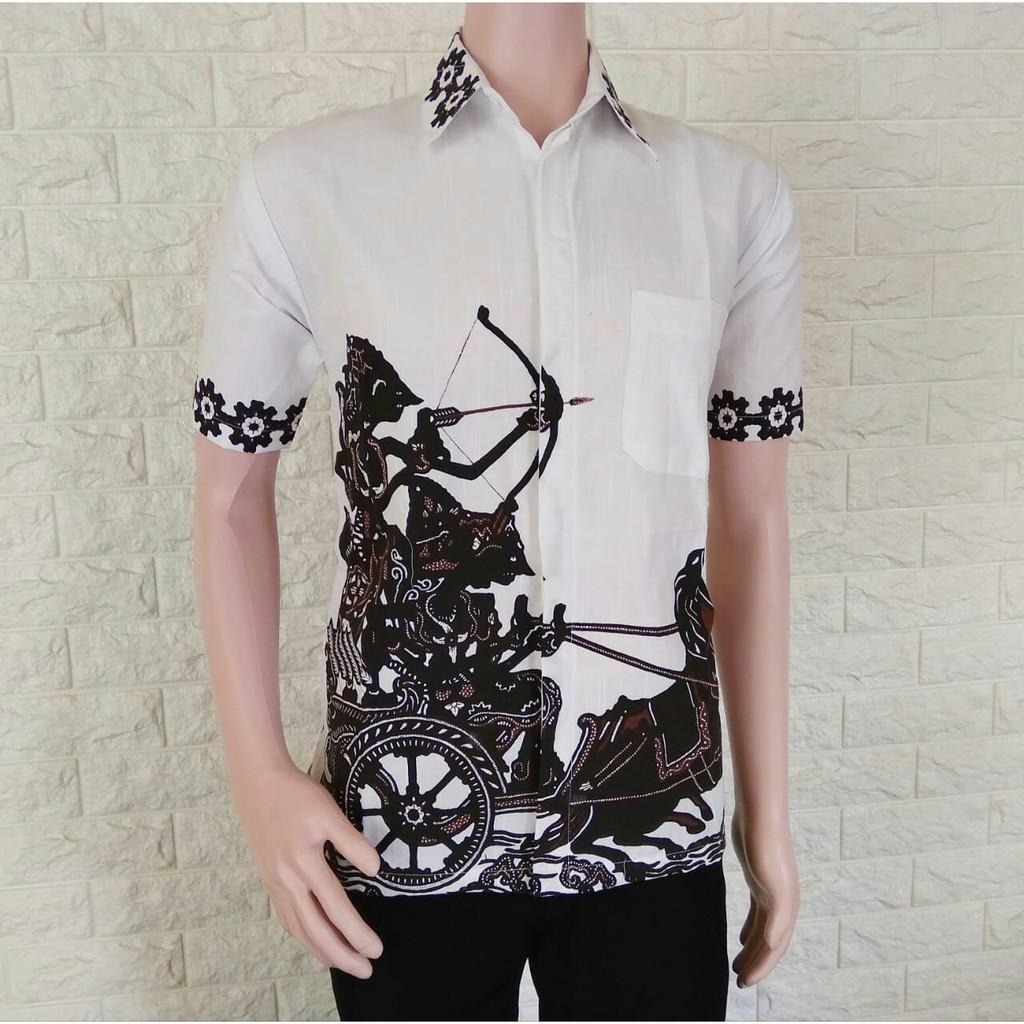 Model Kemeja Batik Pria Kemeja Batik Pekalongan Baju Batik Cowok Pakaian  Pria Batik  2c66aa20fb