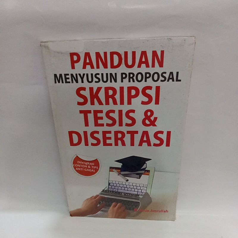 Panduan Menyusun Proposal Skripsi Tesis Dan Disertasi Shopee Indonesia