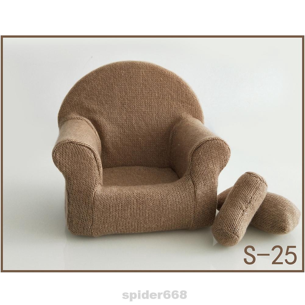Baby Photo Props Sofa Seat Cushions Newborn Photography Pose Shoot Shopee Indonesia