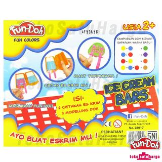 Anak Mainan Edukasi Lilin Mainan Edukasi Fun Doh Ice Cream Bars. suka .