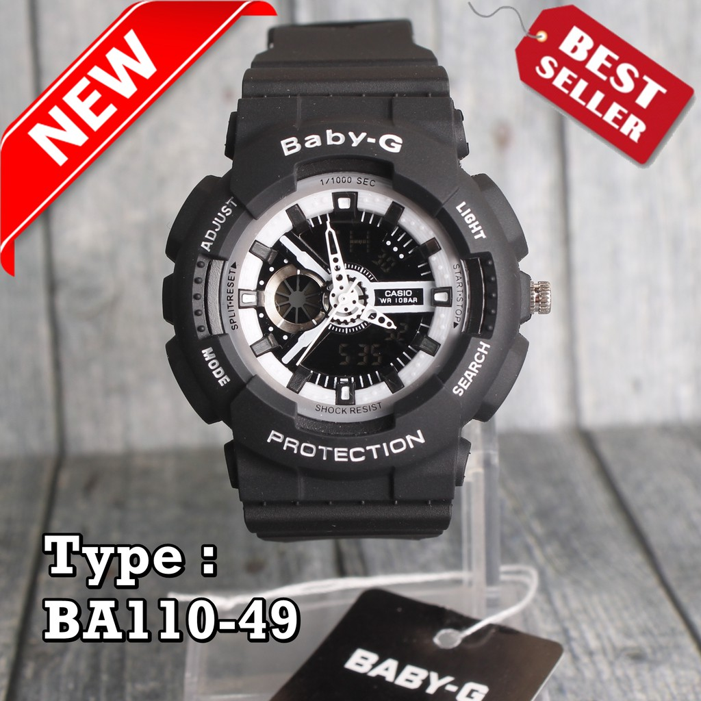 Model Terbaru Casio Tribal Ba110 Baby G Black Rose Gold Jam Tangan Wanita Original Bgd 501 4 Limited Edition Shopee Indonesia