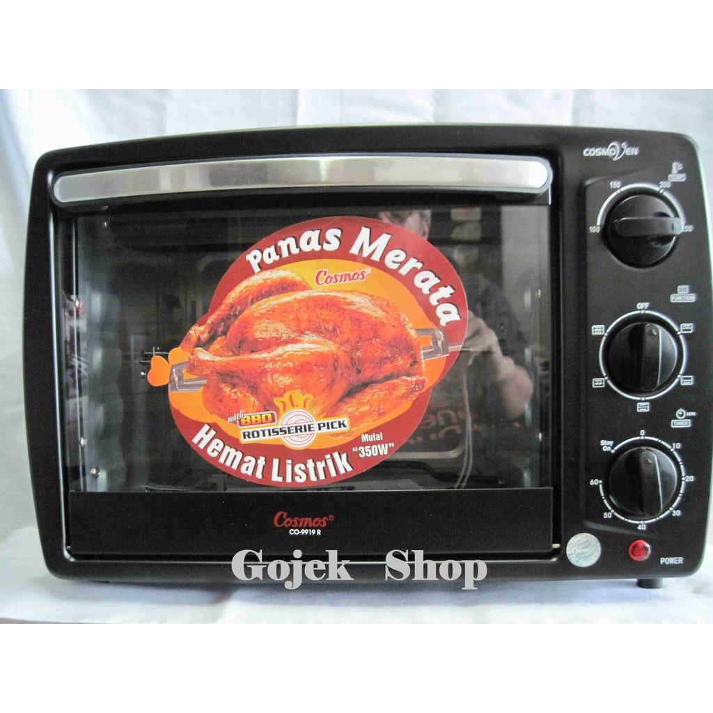 Kirin Oven Listrik 19 Liter Kbo190lw Kbo 190lw Low Watt Daya Rendah Elektrik Kbo190raw L Shopee Indonesia