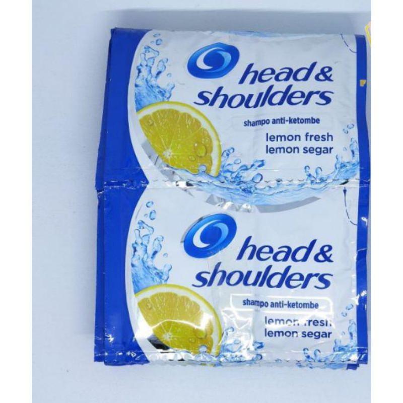 Head & Shoulders Shampo 12 x 10ml-2