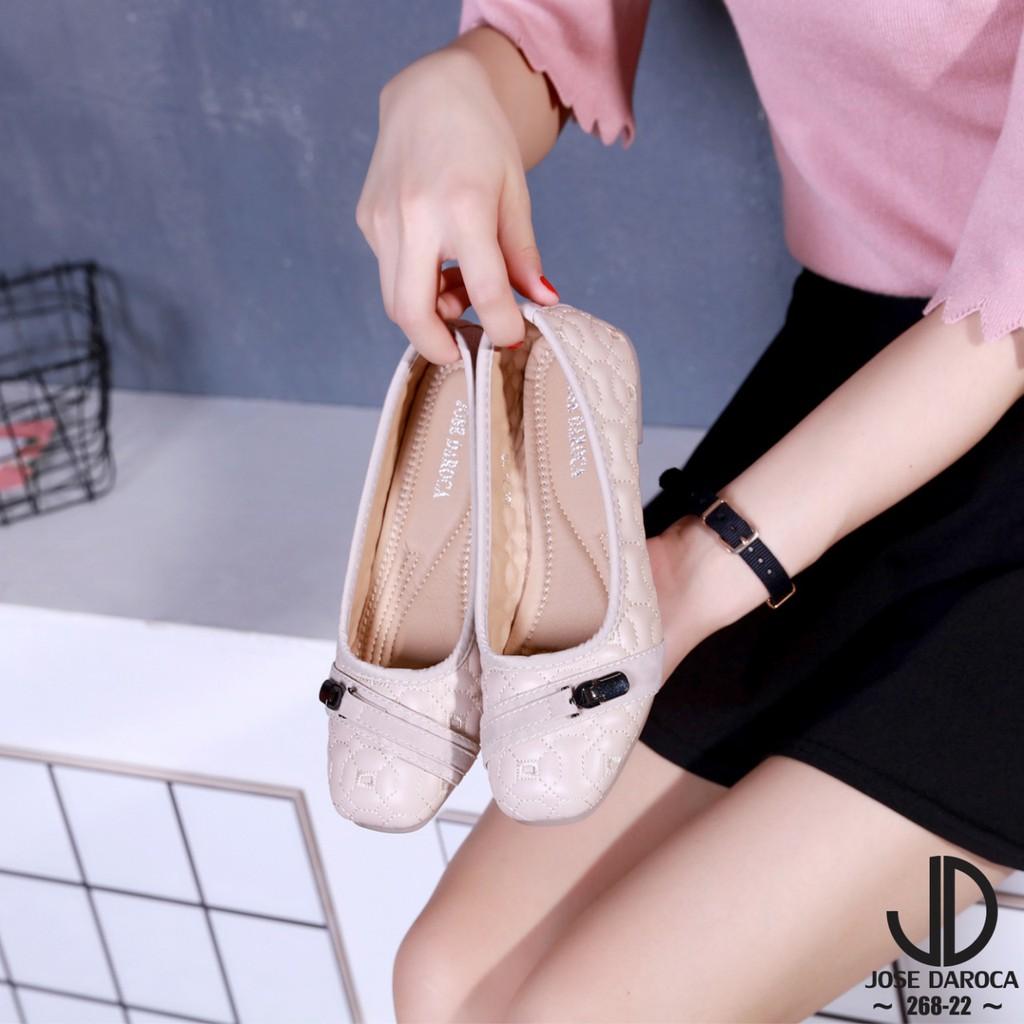 Cokelat Sepatu Wanita Flat Shoes Temukan Harga Dan Penawaran Dr Kevin Women Flats Sandal 27372 Brown 40 Online Terbaik November 2018 Shopee Indonesia
