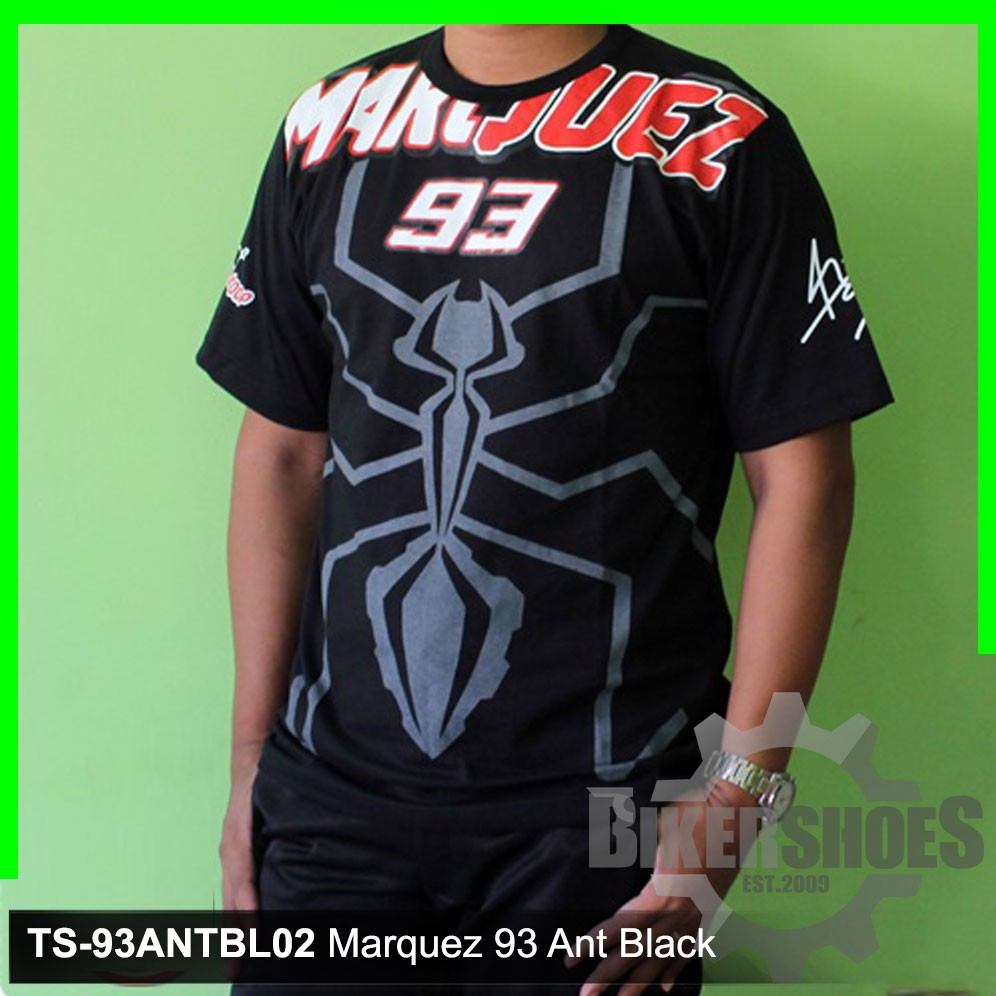 T Shirt 46 Vrfortysix Black Shopee Indonesia New Cb150r