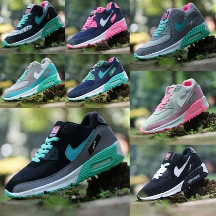 sepatu Nike Airmax Lunar Grade ori vietnam putih full white  sepatu senam  wanita  65f315eec7
