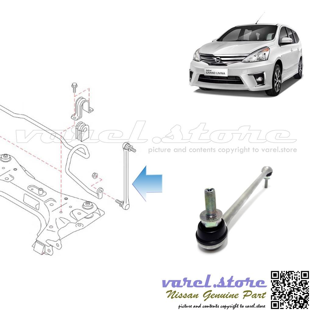 Link Stabil Con Rod Stabilizer Nissan Livina Grand Livina Genuine Shopee Indonesia