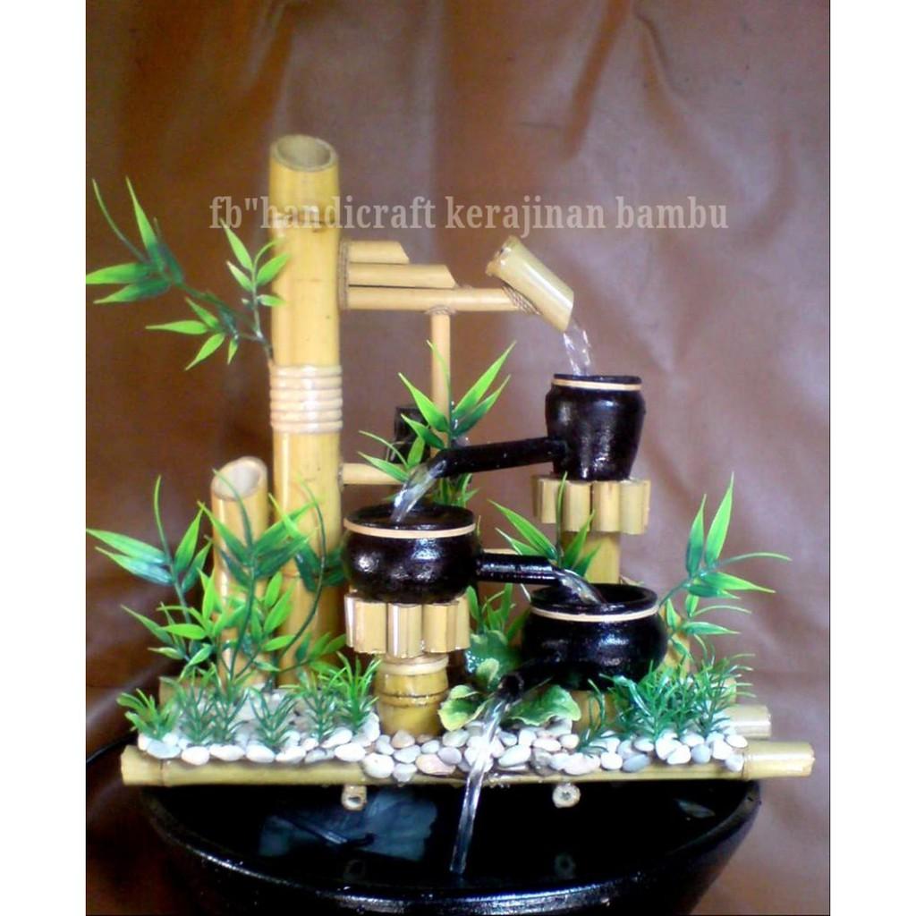 Air Mancur Bambu Minimalis Terbaik Shopee Indonesia