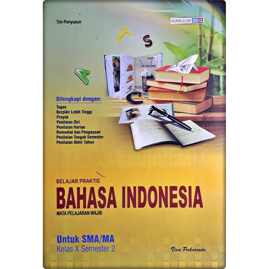 Bahasa Indonesia Kelas 10 Semester 1 Kurikulum 2013 Ilmusosial Id