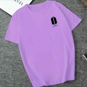 BTS Army Small Logo / Baju Kaos BTS