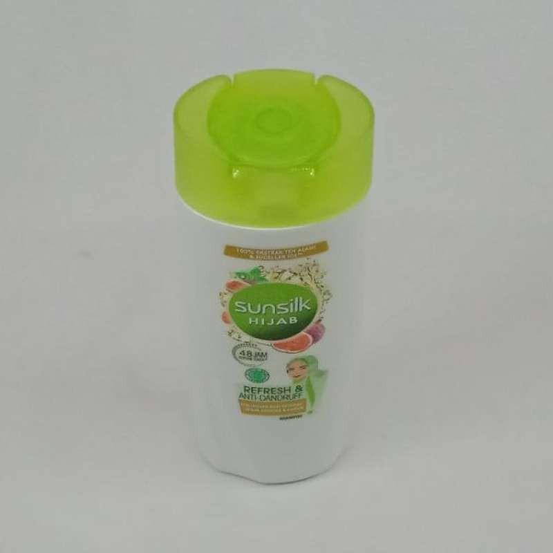 ❤️ Albani ❤️ Sunslik Hijab Refresh & Anti-Dandruff Botol 70 mL - Shampo Sunslik - Anti Ketombe - COD-4