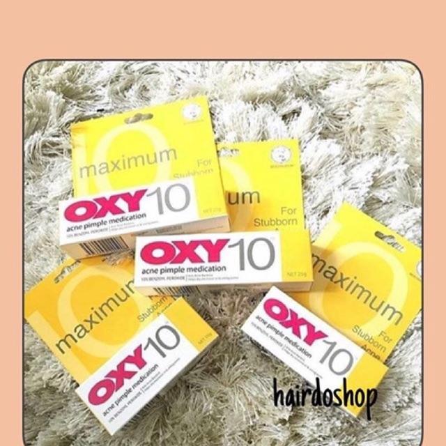 OXY 10 25 Gram (obat Jerawat)