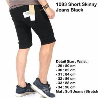 Harga kejutan Celana Jeans Robek Lutut Pria Skinny Pensil Abu Gelap Denim Sobek Di Dengku Formal S terbaru L7R4 price checker - only Rp147.475
