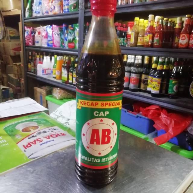 Kecap Special Bangka Cap AB 620 ml