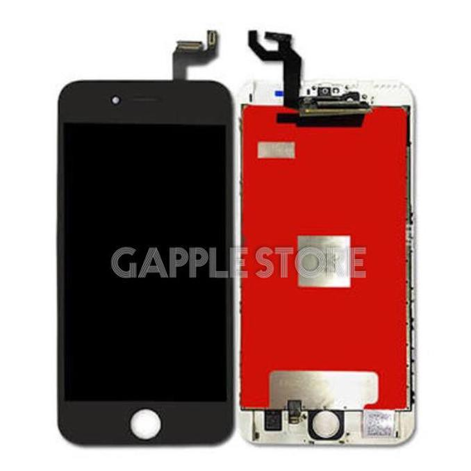 lcd iphone 6s lcd+touchscreen iphone 6s - Hitam