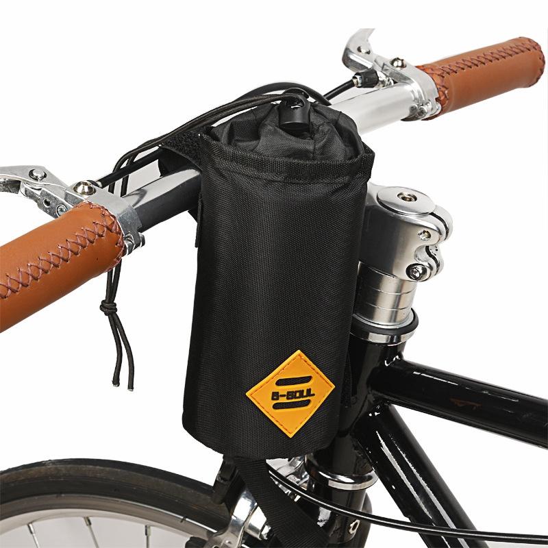 1PC Bicycle Bag on the handlebars Road bike Basket Cycling Reflective Bags   ta