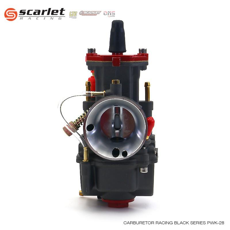 Scarlet Racing - Carburetor Karburator PWK 28 Black Series