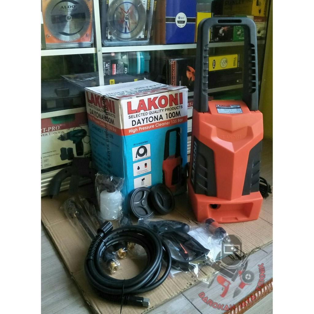 Mesin Steam Cuci Mobil Jet Cleaner High Pressure Lakoni Daytona