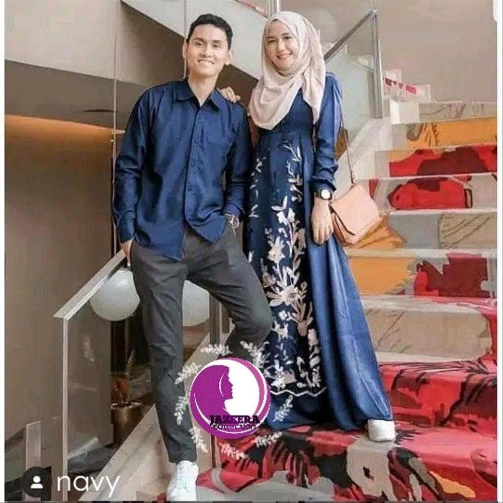 Couple Gambar Kartun Pria Dan Wanita Muslimah Hijabfest