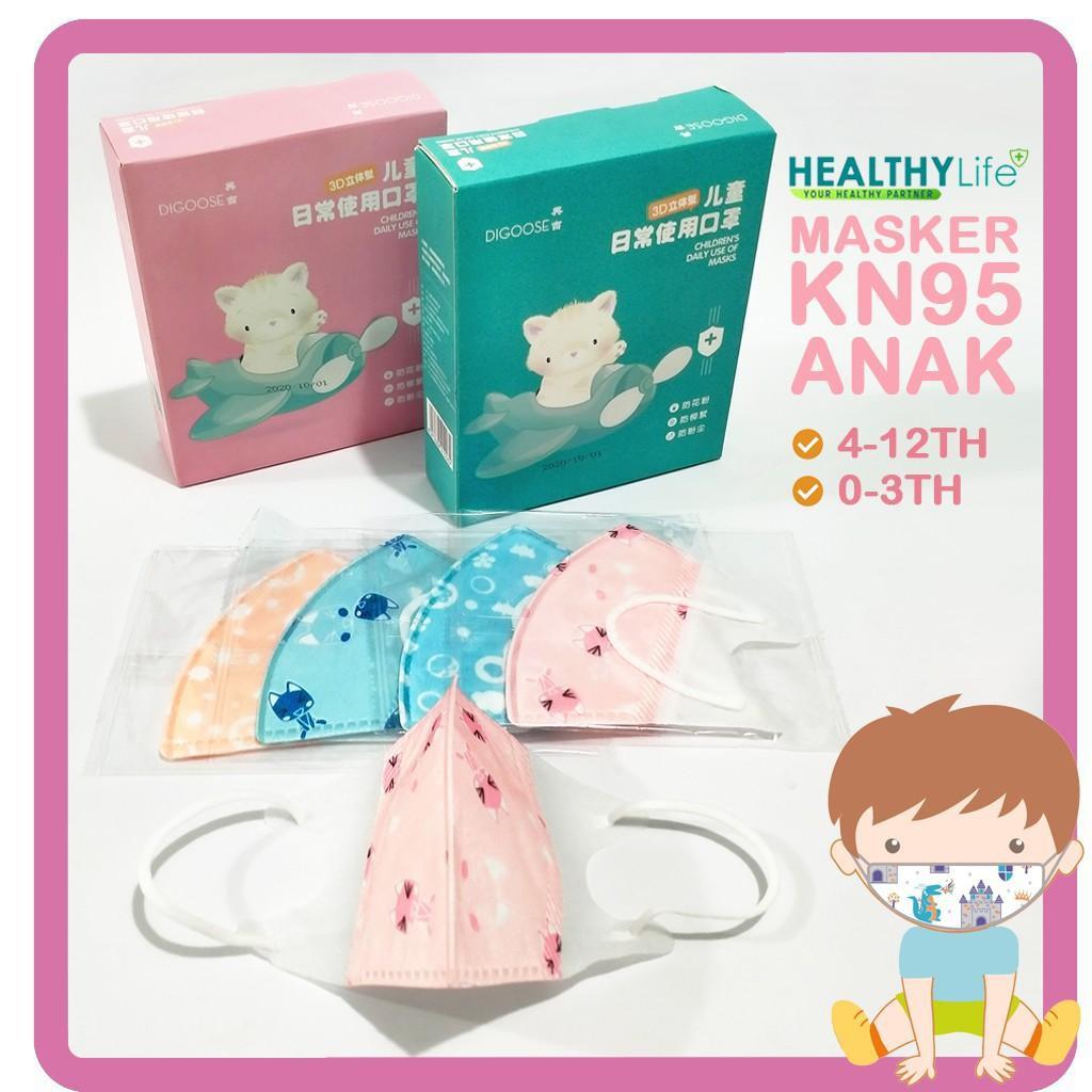 Masker Anak KN95 Duckbill Masker KN95 Anak Mask KN95 Kids Masker Duckbill Masker KN 95 Mask KN 95