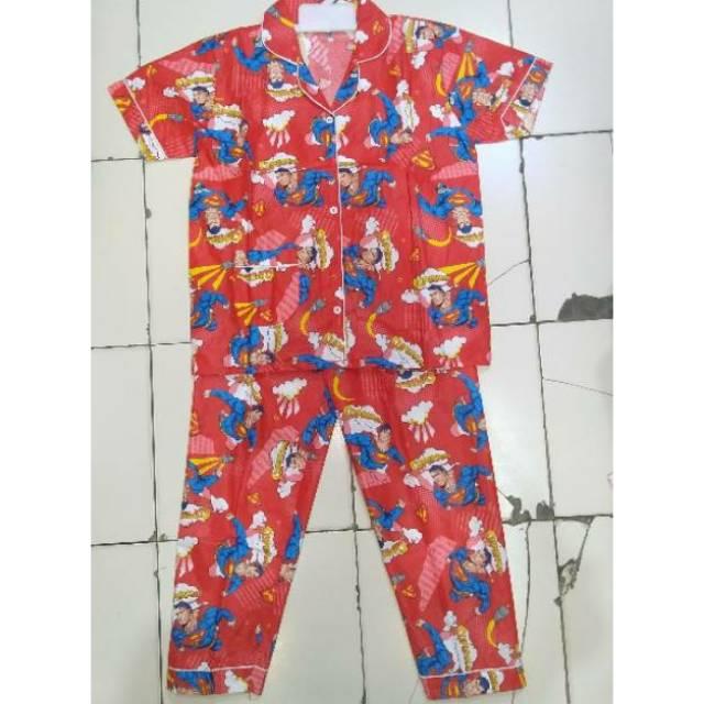 Baju Tidur Anak Usia 10 12 Tahun