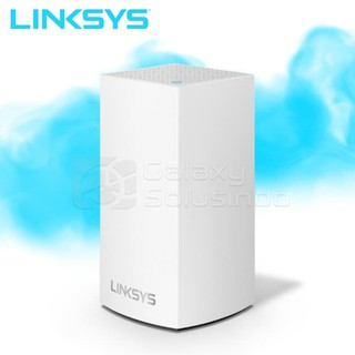 Linksys Velop WHW0101 AH Intelligent Mesh WiFi System 1 Pack AC1300