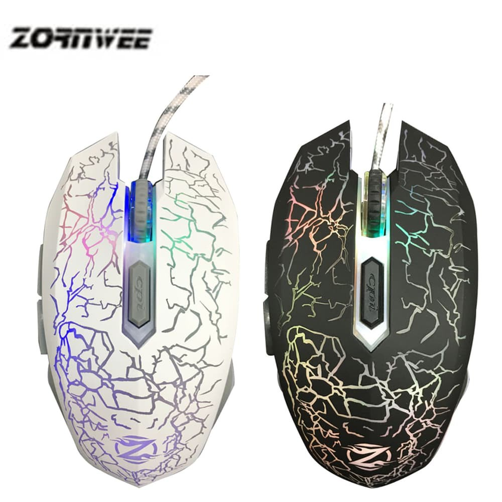 Zornwee Mouse Gaming Hell Fire Z032 Vegasus G6 Like Rexus Rgb Shopee Indonesia
