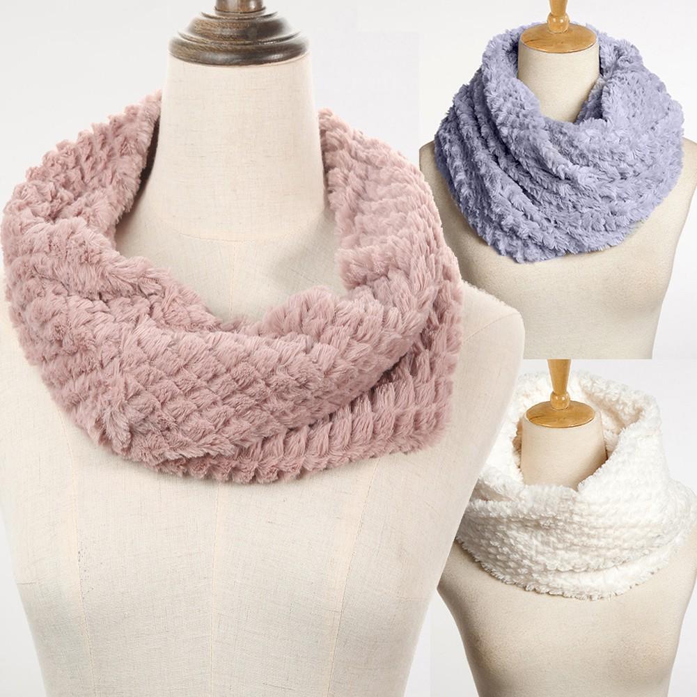 Kaitlyn~ Women Soft Shawl Wrap Chiffon Silk Long Scarf | Shopee Indonesia